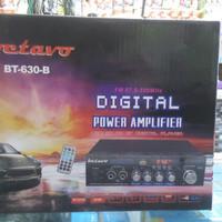 Digital power Amplifier BT 630 B betavo