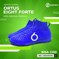 Sepatu Futsal Ortuseight Catalyst Mystique IN - Vortex Blue