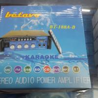 stereo Audio power Amplifier BT 188A betavo