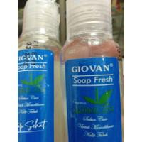 GIOVAN GREENTEA SOAP FRESH 100 ML ISI PENUH 110ML