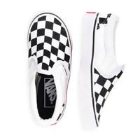 Sepatu vans anak checker board slip on Laki-laki dan perempuan