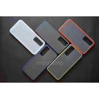 Huawei nova 7 SOFT CASE MATTE COLORED FROSTED