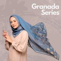 Hijab Wanita Granada Scarf Voal Diario