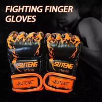 Sarung Tinju Muay Thai Boxing Tinju - Sarung Tangan Gloves MMA SUTENG
