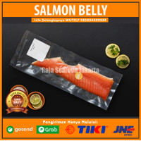PROMO Salmon Belly Fillet Segar/Perut Salmon Fresh/Belly Salmon