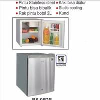 Kulkas Mini Bar Kos Hotel Portable GEA RS-06DR 06DR Refrigerator