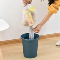 Tempat Sampah Otomatis Trash Can Refill Plastik Sampah Efisien