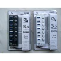 USB HUB 7 Port USB 3.0 - USB 3.0 HUB 7port HIGH QUALITY ORI
