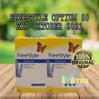 Freestyle Optium 50 tanpa dus
