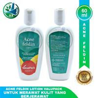 Acne Feldin Lotion 110ML - Valuepack 60 ML - Merawat Kulit Berjerawat