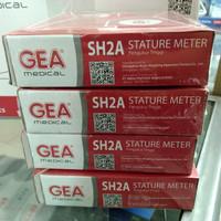 Stature meter GEA SH 2A Pengukur tinggi