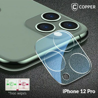 TEMPERED GLASS CAMERA IPHONE 12 PRO MAX 6.7 FULL CURVER