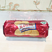 Biskuit Regal Marie 250 gr / Biscuit Marie Regal