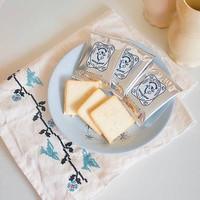 Tokyo Milk Cheese Factory Salt & Camembert Cookies - 10 pieces