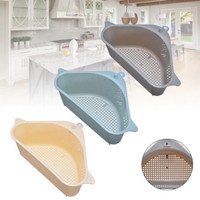 Triangle Drain Plastic Dishwasher Rack