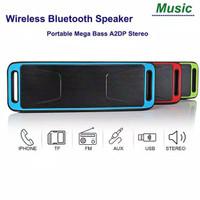 Music Box Speaker Bluetooth Megabass Stereo A2DP