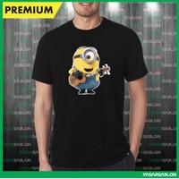 kaos tshirt Minions Stuart
