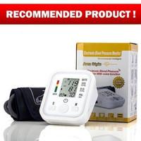 JZIKI TensiMeter Digital Tensi Meter Digital Alat Ukur Tekanan Darah