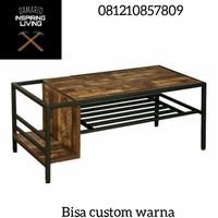 meja tamu coffee table/meja outdoor/