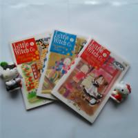 Buku Cerita anak Litte Witch set 1 2 3 Bentang belia