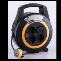 Yunior Kabel Roll Turbo 10Mtr + Saklar - LY 116SK