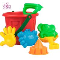 Mainan Cetakan Ember Pantai beach toys edukasi anak- SOSOYO