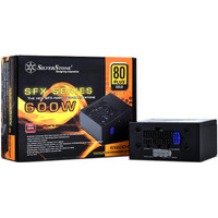 Silverstone SX650-G - 650W 80+ Gold - Full Modular - SFX Power Supply