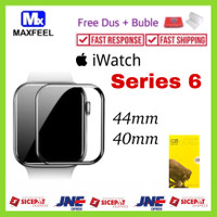 MAXFEEL Tempered Glass 3D Apple Watch iWatch Series 6 40mm 44mm