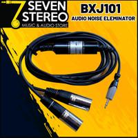 Kabel AUX XLR - 3,5 mm - Attenuator Noise Eliminator