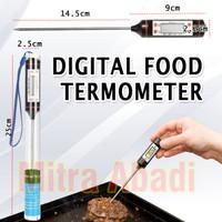 Digital Food Thermometer / Termometer Alat Pengukur Suhu Makanan