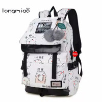 [ COD ] TAS KARTUN - Tas Ransel Backpack Korea Fashion Lucu