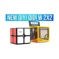 Rubik 2x2 Qiyi Qidi W 2x2 Black Base
