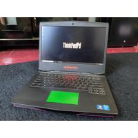 Laptop Gaming Alienware 14 R1 Core i7 Nvidia murah