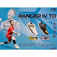 Sepatu Badminton LINING RANGER IV TD USED BY JOJO 100% ORIGINAL