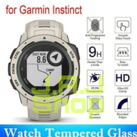TEMPERED GLASS ANTI GORES KACA GARMIN INSTINCT WATCH SCREEN GUARD