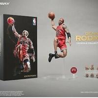 NBA Motion Masterpiece Dennis Rodman 1/9 Scale Figure