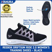REEBOK DRIFTIUM RIDE 2.0 WOMEN'S RUNNING SEPATU LARI WANITA ORIGINAL
