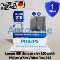 Philips White Vision Plus HID D1S Xenon LED Lampu BMW X5 Z4 335i 728i