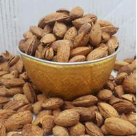 kacang almond panggang 500gr roasted