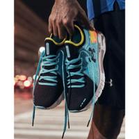 Sepatu Under Armour NOVA Sneakers Pria Ukuran Besar 44 45