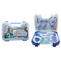 Mainan Dokter Dokteran Frozen BP 9602 DOkter Playset Koper