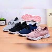 Sneakers Wanita Import 6702 3warna