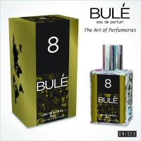 Parfum Unisex BULE-PARFUM Original 30ML No. 8 Untuk Pria dan Wanita