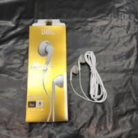 Handsfree JBL W-15 Earphone Handset JBL Earphone W-15 Stereo Bass