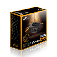 Power Supply FSP SFX PRO 350 - 350W 80+ BRONZE (SFX NINI ITX)