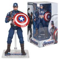 ZD TOYS Captain America 7 Marvel Avengers Endgame Action Figure