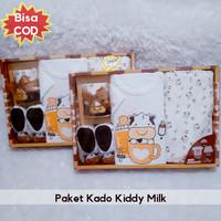 Paket kado Perlengkapan Baju Bayi Baru Lahir | Baby Gift Set Milk Farm