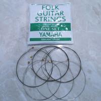 senar gitar yamaha folx lokal / senar gitar akustik