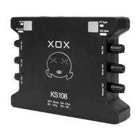 sound card XOX KS-108