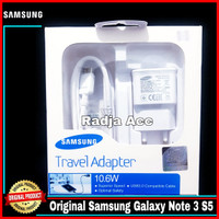 Charger Samsung Galaxy Note 3 S5 Original 100%